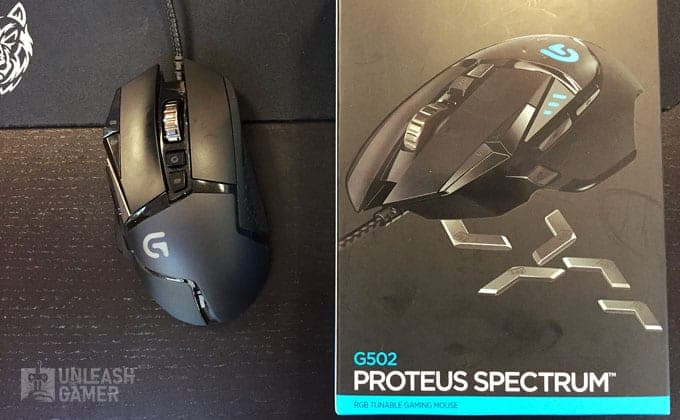 5eb5ac19bd1 Logitech G502 Proteus Spectrum Review | Unleash the Gamer