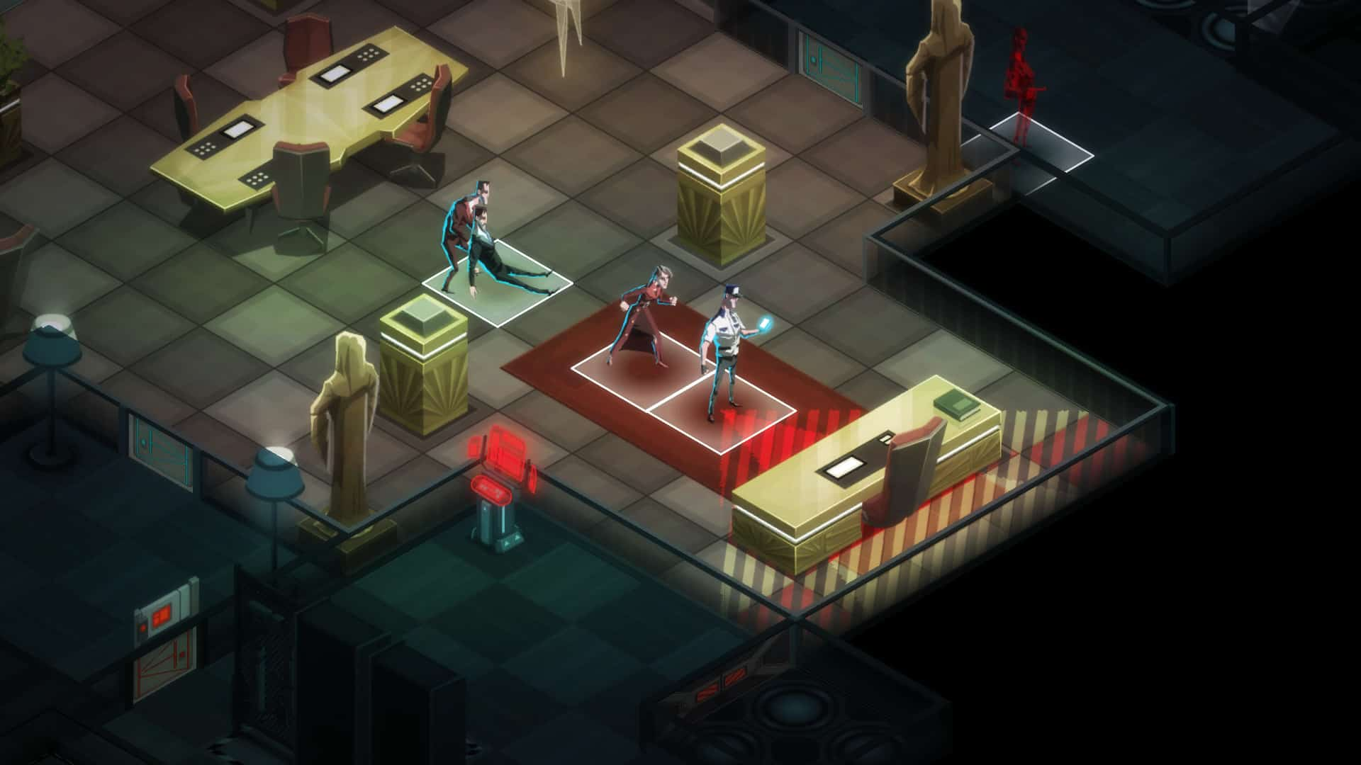invisible inc best hacking games
