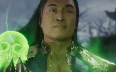 Shang Tsung Is Coming To Mortal Kombat 11