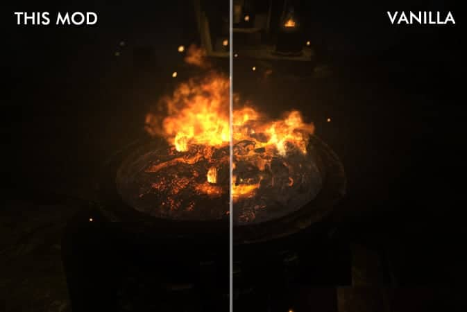 Better Embers best skyrim mods