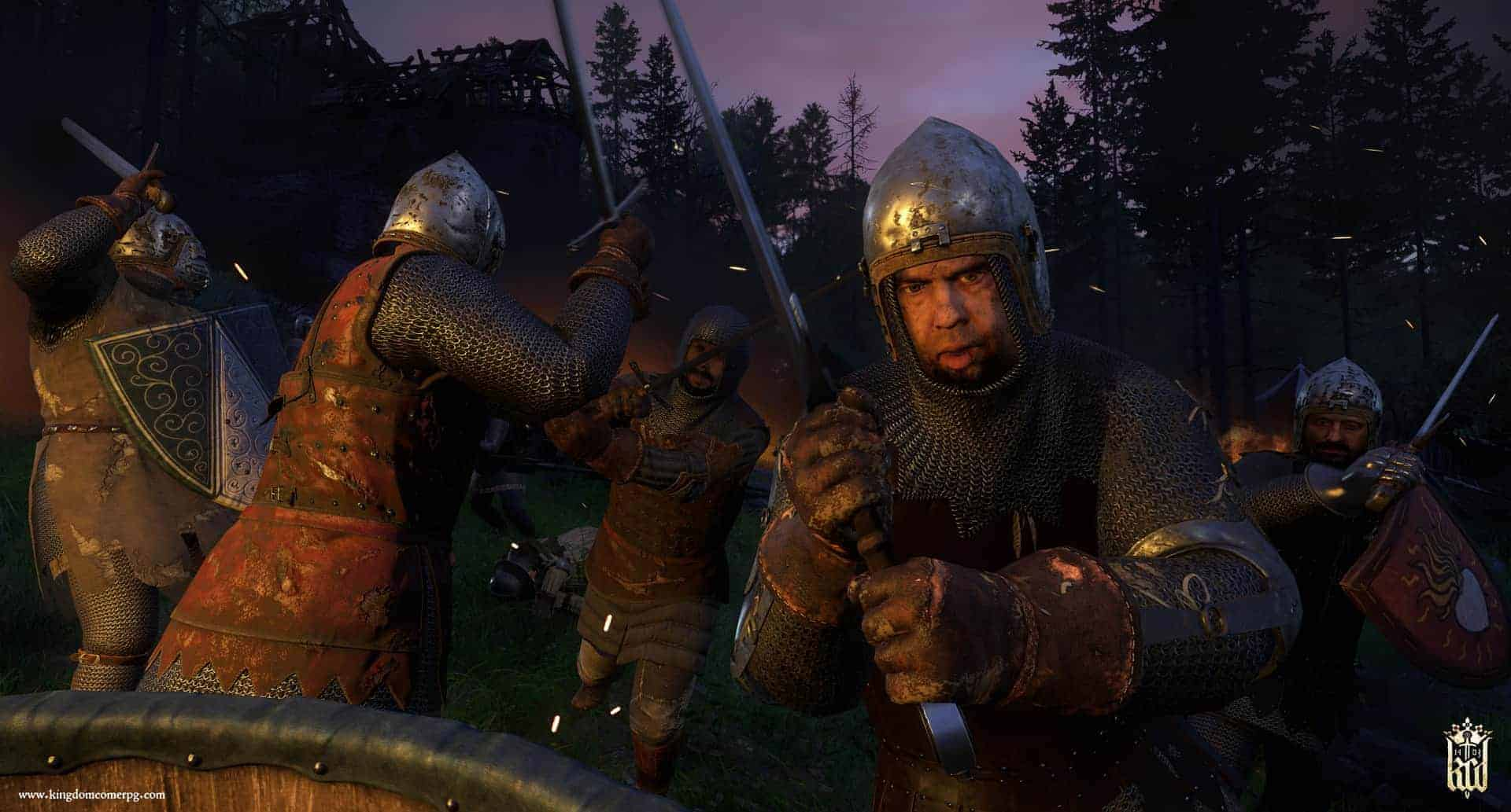 Kingdom Come deliverance games like skyrim