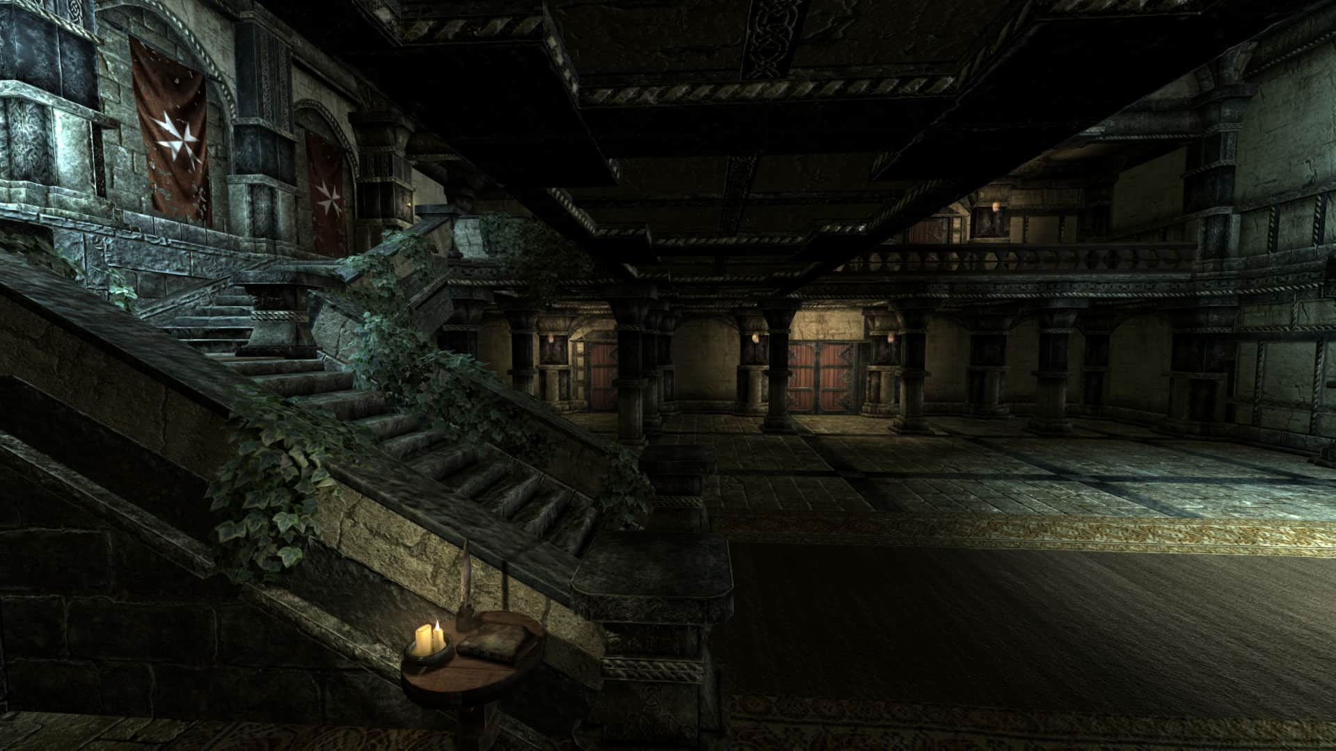 The Evil Mansion best skyrim mods