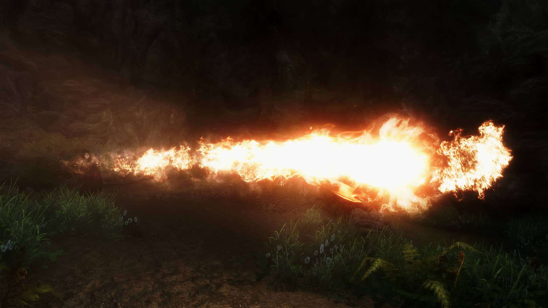 Ultimate HD Fire Effects best skyrim mods