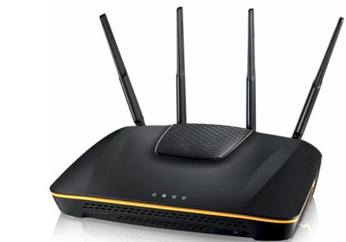 ZYXEL ARMOR Z2 AC2600 best gaming routers