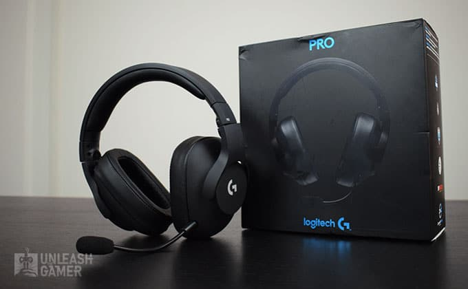 Logitech G Pro Review Gaming Headset | Unleash the Gamer