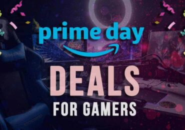 Best Amazon Prime Day Deals for Gamers