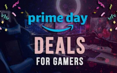 50+ Great Amazon Prime Day Deals for Gamers & Streamers