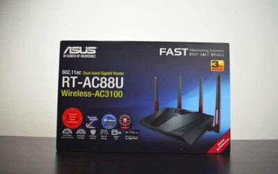 ASUS RT-AC88U Review – Gaming Router