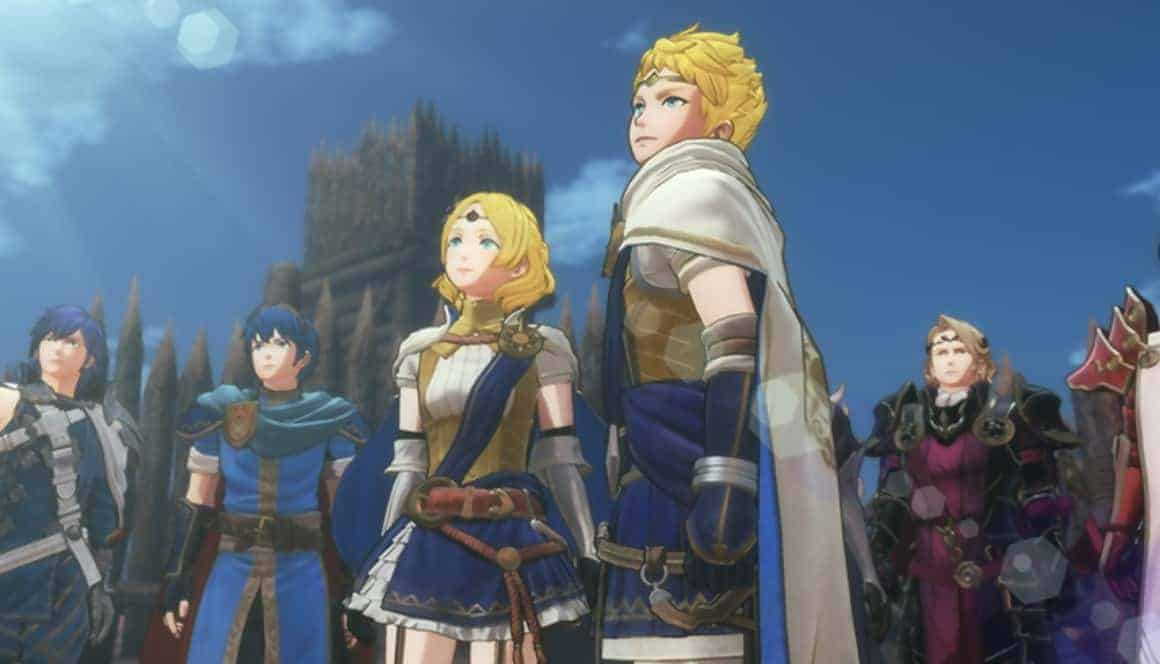 fire emblem warriors best switch rpgs