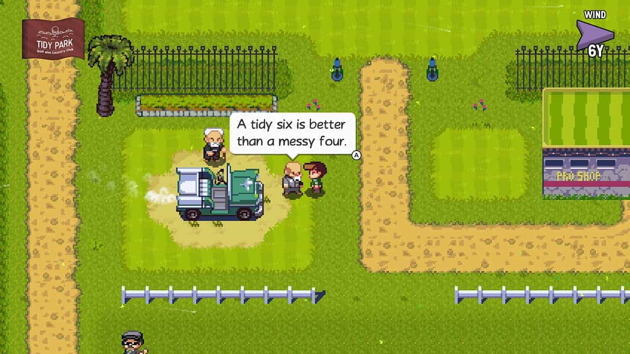 golf story best switch rpgs
