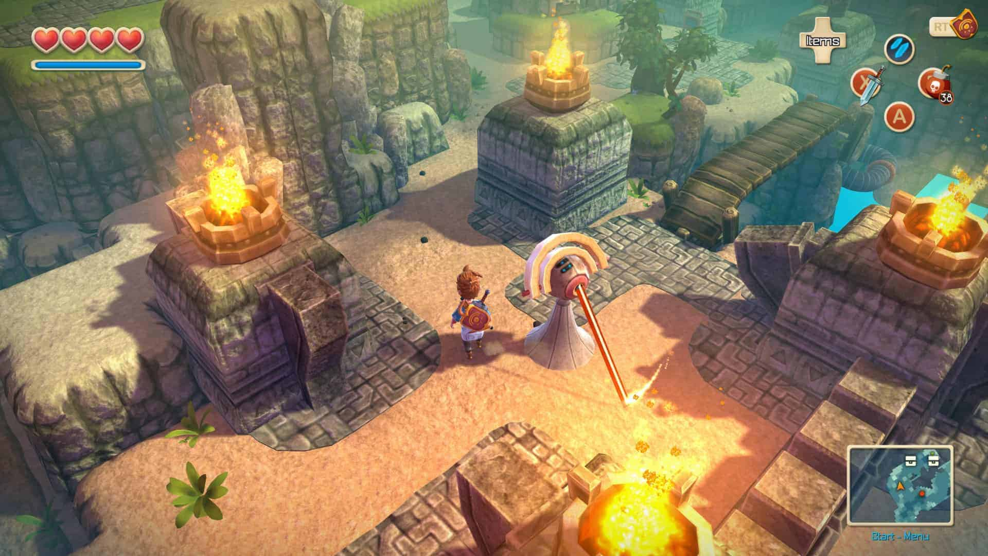 oceanhorn monster of uncharted seas best switch rpgs