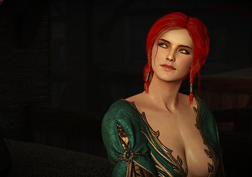 triss alternative costume