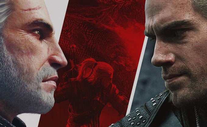 Netflix's Witcher vs. The Games vs. The Books