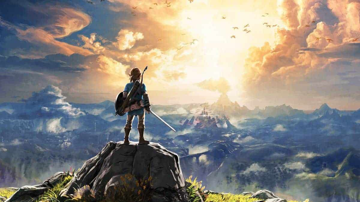 zelda breath of the wild best switch rpgs