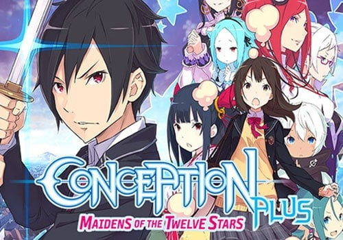 CONCEPTION PLUS MAIDENS OF THE TWELVE STARS upcoming jrpgs