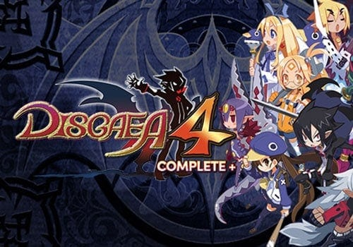 disgaea 4 complete upcoming jrpgs