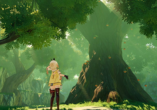Atelier Ryza: Ever Darkness & The Secret Hideout upcoming jrpgs