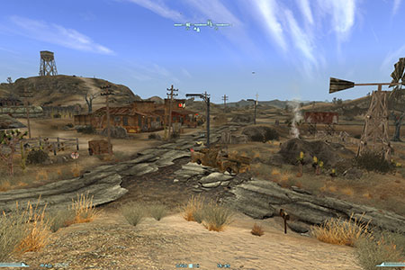 fallout mods onehud
