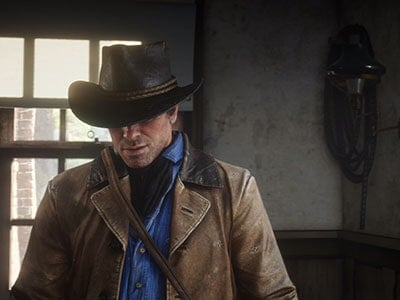 read dead redemption 2 arthur morgan