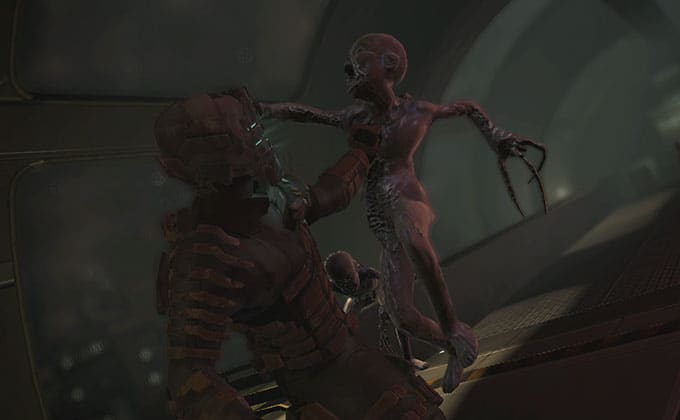 Playing Dead Space Like This Made Me Respect the Necromorphs