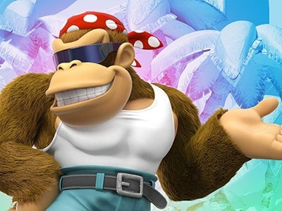 funky kong hottest video game characters