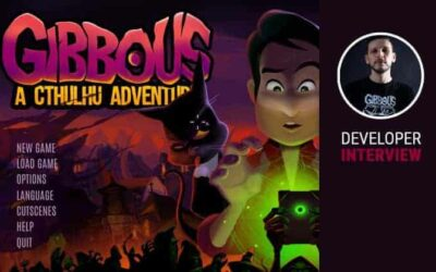 Gibbous: A Cthulhu Adventure – Interview with Liviu Boar
