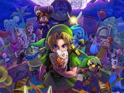 majora's mask best zelda games