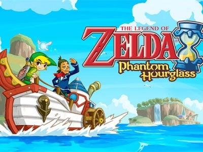 phantom hourglass best zelda games