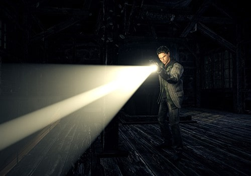alan wake best horror games