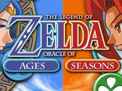 Oracle of Age Oracle of Seasons best zelda games