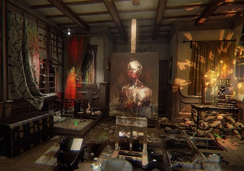 layers of fear best horror games