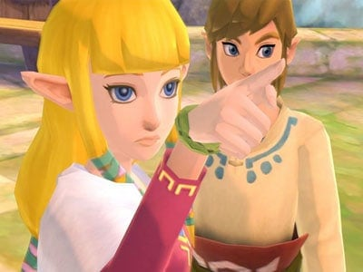 skyward sword best zelda games