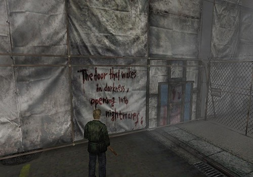 silent hill 2 best horror games