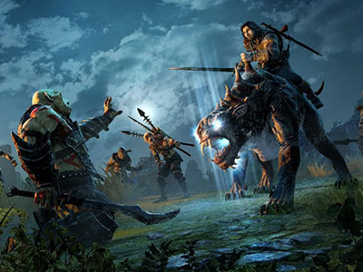 Middle Earth Shadow of Mordor games like witcher 3