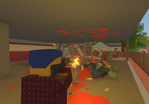 Unturned best free to play games