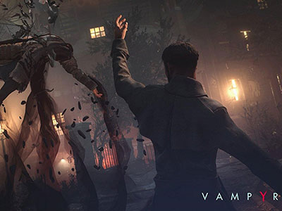vampyr games like witcher 3