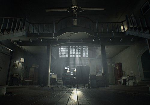 resident evil VII best horror games