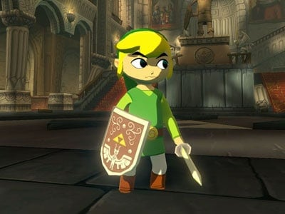 wind waker best zelda games
