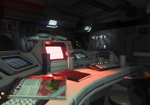 alien isolation best horror games