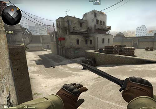 Counter-Strike Global Offensive best free to play games