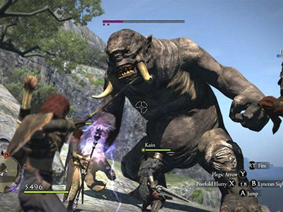 Dragon's Dogma Dark Arisen games like witcher 3