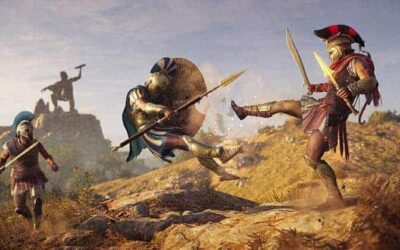 Top 9 Games Like the Witcher 3