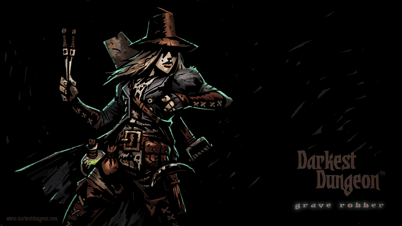 grave robber darkest dungeon classes quiz