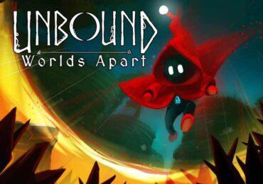 Unbound Worlds Apart cover