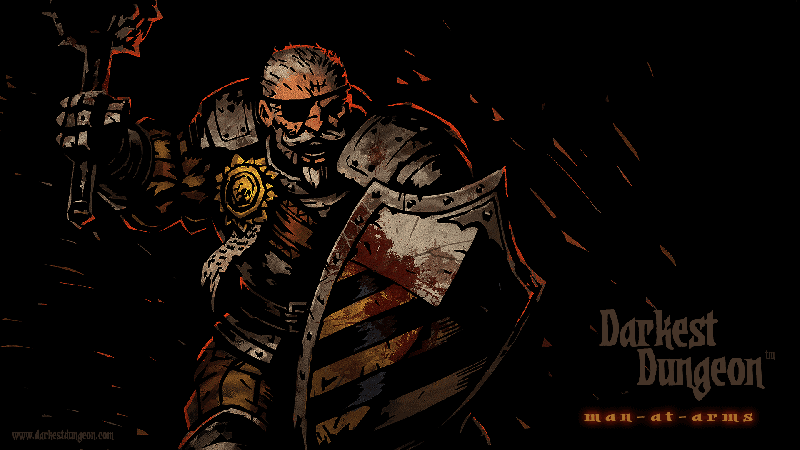 man at arms darkest dungeon classes quiz