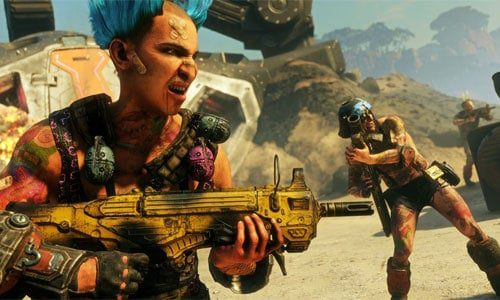 Rage 2 games like mass effect
