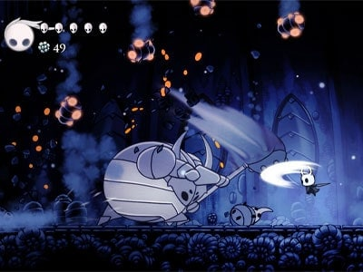 hollow knight best metroidvania games