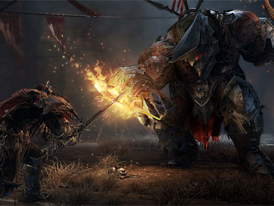 lords of the fallen games like dark souls