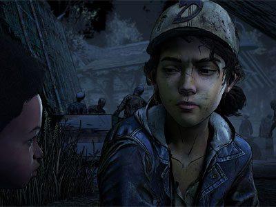 the walking dead saddest video games