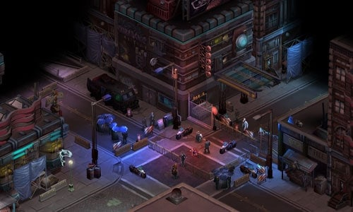 Shadowrun Returns games like mass effect